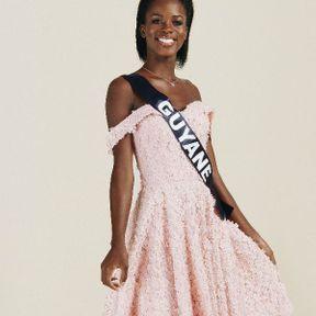 Miss Guyane, Dariana Abe