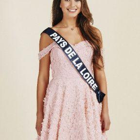 Miss Pays de la Loire, Yvana Cartaud