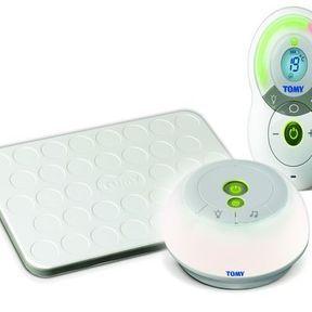 Un Babyphone qui détecte aussi les mouvements de bébé