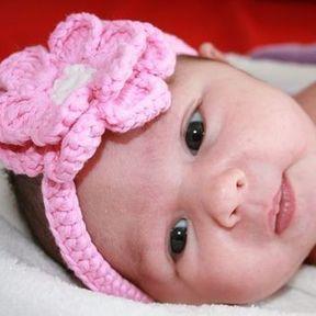Alyssa, bébé de la semaine