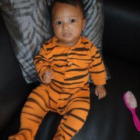 Assia, bébé de la semaine