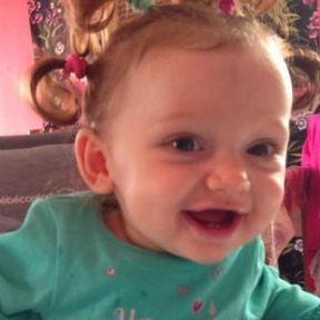 Emma, bébé de la semaine