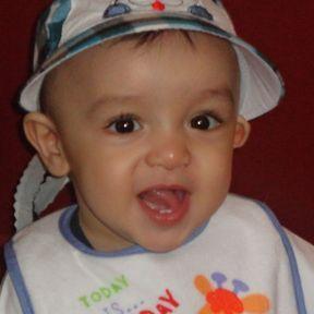 Houssam, bébé de la semaine