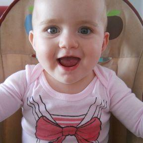 Isalyne-bébé-semaine