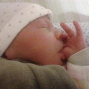 Lily-bébé-semaine