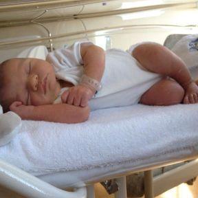 Luca bébé de la semaine