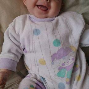 Stella, bébé de la semaine