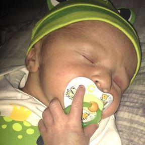 Thiago, bébé de la semaine