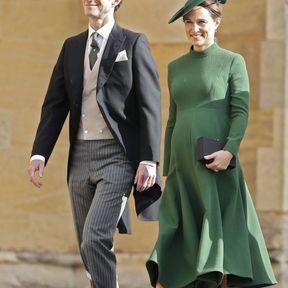 Pippa Middleton et son fils