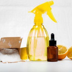 Limiter les produits ménagers