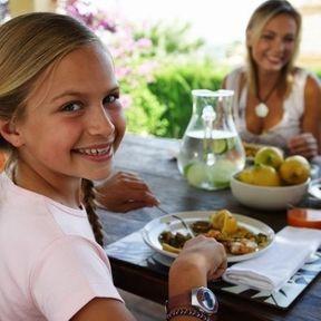 Établir un temps minimum et maximum pour les repas