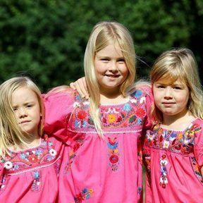 Amalia, Alexia et Ariane
