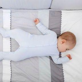 Coucher bébé sur le dos