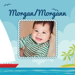 Morgan / Morgann