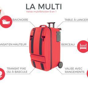 La valise multi