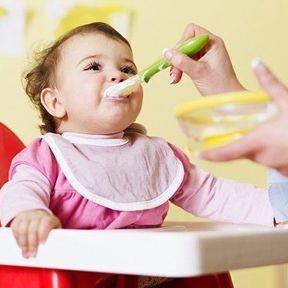 Terminer par les aliments allergènes