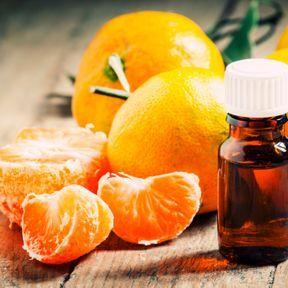 L'huile essentielle de Mandarine verte pour soulager les coliques