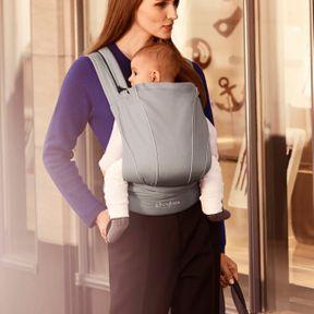 CYBEX Maira Tie : le porte-bébé adapté au dos de bébé