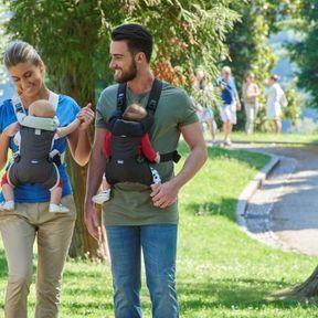 Easyfit - Chicco : le porte-bébé adapté aux hanches de votre enfant