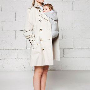 Hoodiecarrier Love radius : le porte-bébé design et confort