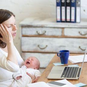 Le bébé ressent les émotions de ses parents