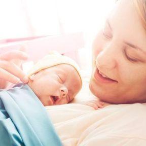Premiers jours de Bébé : des sensations bizarres