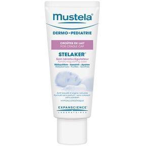 Mustela : non aux croûtes de lait
