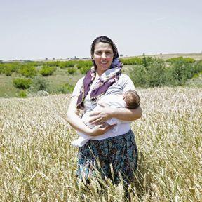 Gulsah (37 ans) et sa fille (3 mois), Turquie