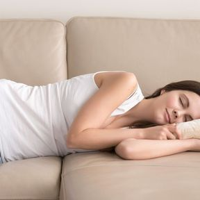 Faites une grande sieste le week-end