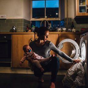 Le nourrisson ne fait pas la différence entre le jour et la nuit