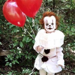 """Déguisement du Clown """"ça"""""""