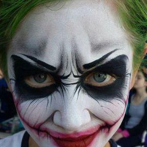 Maquillage de Joker