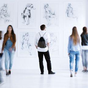 Evitez les musées trop fréquentés