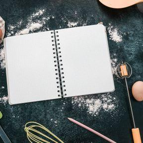 Créer votre livre de recettes