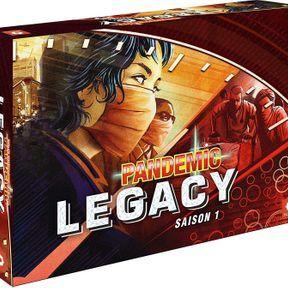 Jouer à deux : Pandemic Legacy