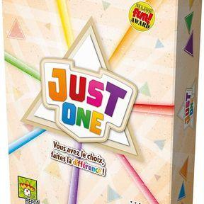 Jouer en famille : Just One