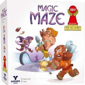 Jouer en famille : Magic Maze