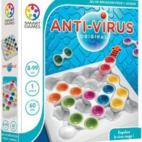 Jouer seul : Antivirus