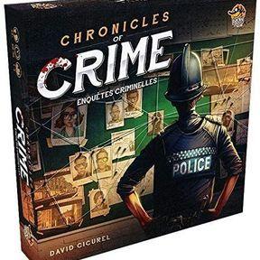 Jouer seul : Chronicles of Crime