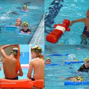 La natation-sauvetage
