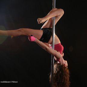 Le pole dance