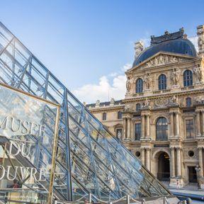 Paris : Chasse au trésor au Louvre