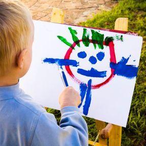Peindre (dès 3 ans)