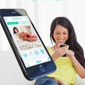 BabyPhone : gardez un œil sur votre enfant où que vous soyez