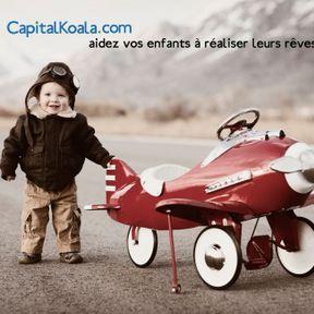 Capital Koala : épargnez pour vos enfants grâce aux achats en magasins
