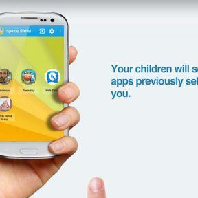 Kid's place : contrôle parental sur tablette ou smartphone