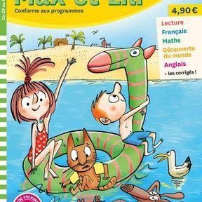 Mon cahier de vacances de Max et Lili