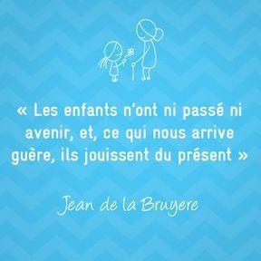 Citation sur la maternité de Jean de la Bruyère