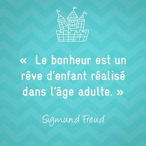 Citation sur la maternité de Sigmund Freud