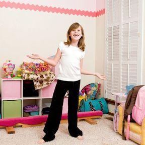 Mon enfant ne veut pas ranger sa chambre